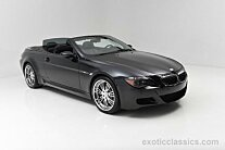 2007 BMW M6 Convertible for sale 100721754
