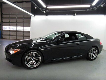2007 BMW M6 Convertible for sale 100839589
