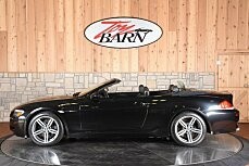 2007 BMW M6 Convertible for sale 100906750