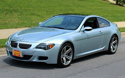 2007 BMW M6 Coupe for sale 100983915