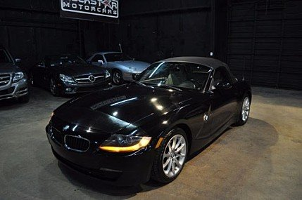 2007 BMW Z4 3.0i Roadster for sale 100782820