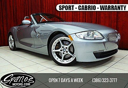 2007 BMW Z4 3.0si Roadster for sale 100784152