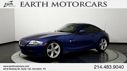 2007 BMW Z4 3.0si Coupe for sale 100848598