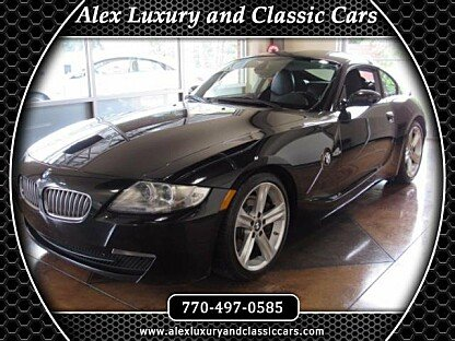 2007 BMW Z4 3.0si Coupe for sale 100889351