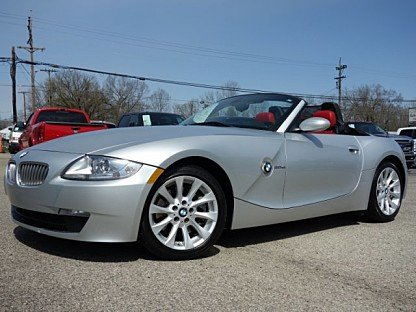 2007 BMW Z4 3.0si Roadster for sale 100974670