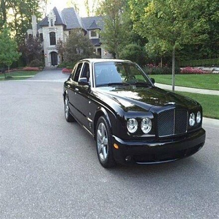 2007 Bentley Arnage T for sale 100897925