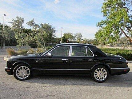 2007 Bentley Arnage R for sale 100946746
