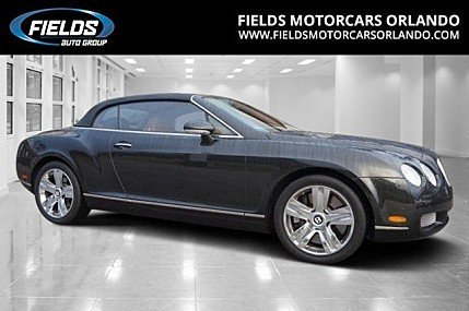 2007 Bentley Continental GTC Convertible for sale 100745772