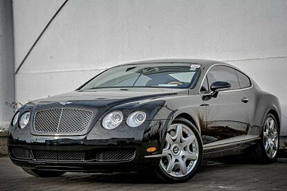 2007 Bentley Continental GT Coupe for sale 100749000