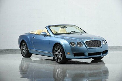 2007 Bentley Continental GTC Convertible for sale 100855951