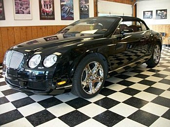 2007 Bentley Continental GTC Convertible for sale 100879468