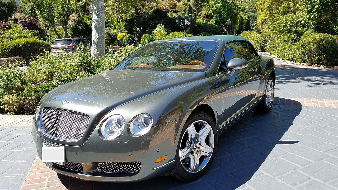 2007 Bentley Continental GTC Convertible for sale 100880640