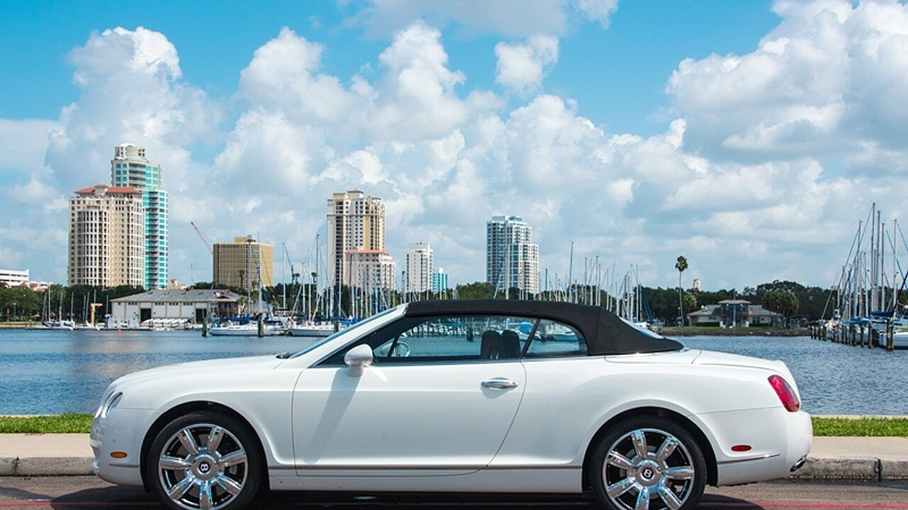 2007 Bentley Continental GTC Convertible for sale 101008409