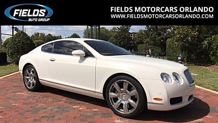 2007 Bentley Continental GT Coupe for sale 100863083