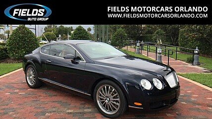 2007 Bentley Continental GT Coupe for sale 100876171