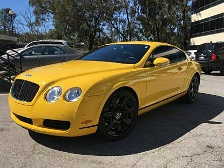 2007 Bentley Continental GT Coupe for sale 100897910