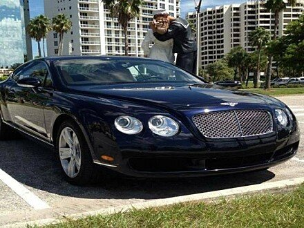 2007 Bentley Continental GT Coupe for sale 100897911