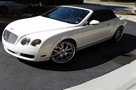 2007 Bentley Continental GTC Convertible for sale 100897917