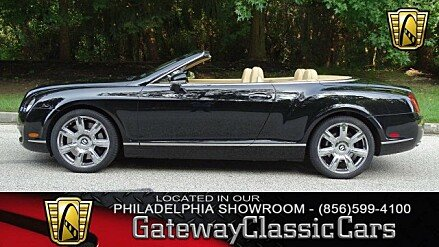 2007 Bentley Continental GTC Convertible for sale 100903576