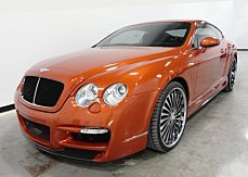 2007 Bentley Continental for sale 100914972
