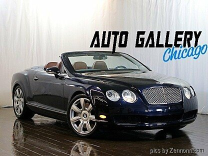 2007 Bentley Continental GTC Convertible for sale 101008050