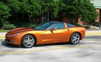 2007 Chevrolet Corvette Coupe for sale 101004732