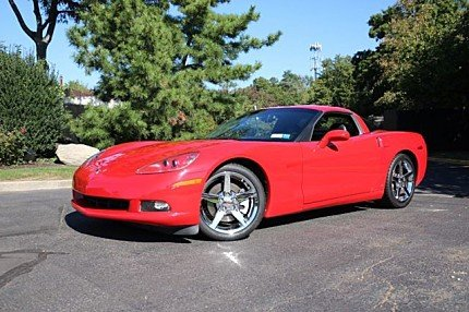 2007 Chevrolet Corvette Coupe for sale 100800113