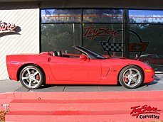 2007 Chevrolet Corvette Convertible for sale 100845651