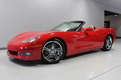 2007 Chevrolet Corvette Convertible for sale 100875966