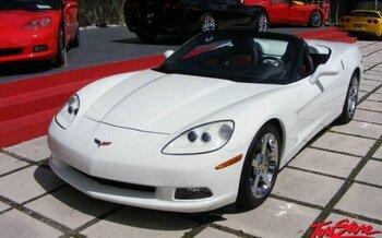 2007 Chevrolet Corvette Convertible for sale 100887666