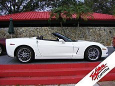 2007 Chevrolet Corvette Convertible for sale 100887666