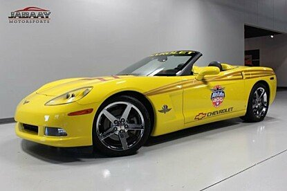 2007 Chevrolet Corvette Convertible for sale 100909663