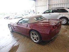 2007 Chevrolet Corvette Convertible for sale 100909837