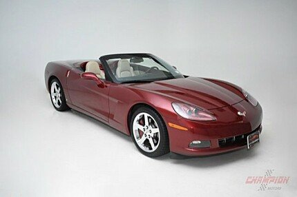 2007 Chevrolet Corvette Convertible for sale 100912502