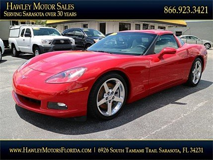 2007 Chevrolet Corvette Coupe for sale 100913766
