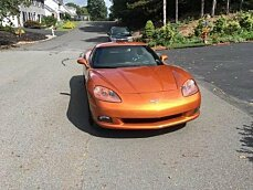 2007 Chevrolet Corvette for sale 100915542