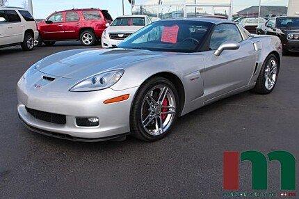 2007 Chevrolet Corvette Z06 Coupe for sale 100923355