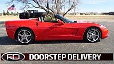 2007 Chevrolet Corvette Convertible for sale 100942909