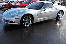 2007 Chevrolet Corvette Convertible for sale 100947809