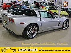 2007 Chevrolet Corvette Z06 Coupe for sale 100954724