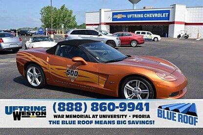 2007 Chevrolet Corvette Convertible for sale 100984045