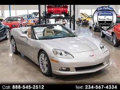 2007 Chevrolet Corvette Convertible for sale 100985546