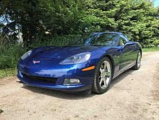 2007 Chevrolet Corvette Coupe for sale 100990339
