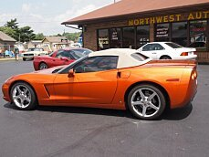 2007 Chevrolet Corvette Convertible for sale 100996180