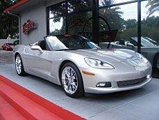 2007 Chevrolet Corvette Convertible for sale 101007110