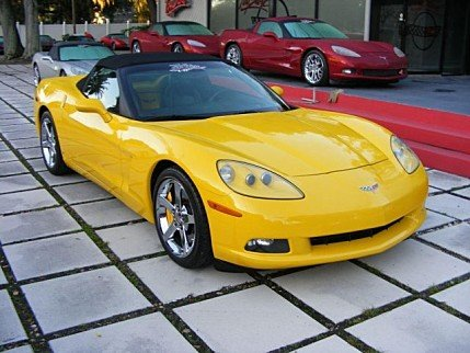 2007 Chevrolet Corvette Convertible for sale 101027249