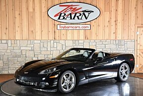 2007 Chevrolet Corvette Convertible for sale 101038925