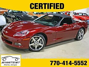 2007 Chevrolet Corvette Convertible for sale 101047138