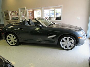2007 Chrysler Crossfire Limited Convertible for sale 100870824
