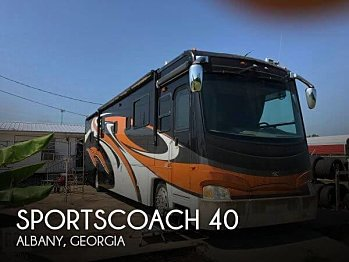 2007 Coachmen Sportscoach for sale 300143350